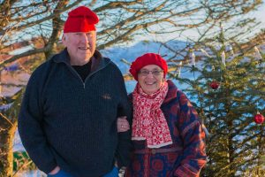 Vågan Feriegård - Marit og Arne Hansen
