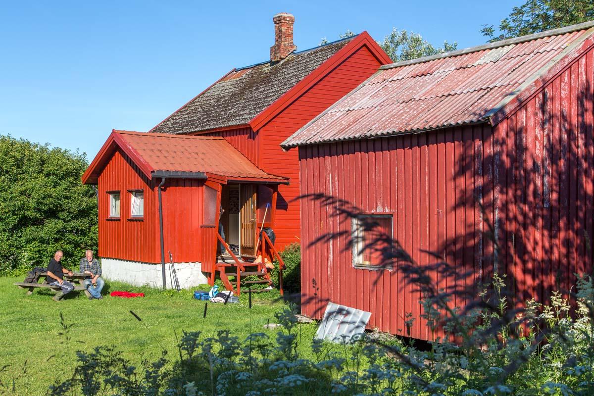 Vågan Feriegård - utleie