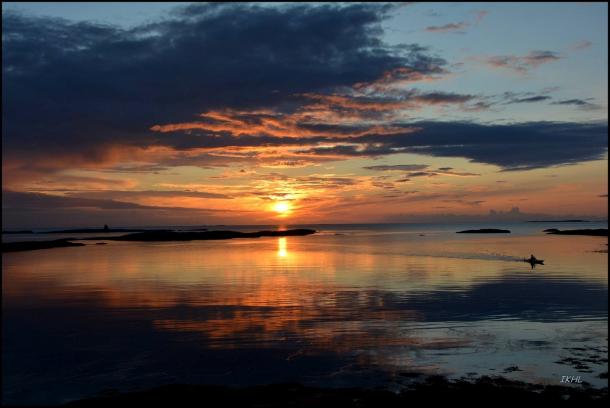 Naturopplevelser på Linesøya